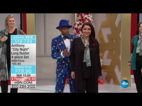 HSN | Antthony Design Original Fashions 12.18.2016 - 07 AM