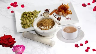 Mood & Immune Boosting Homemade Chai Tea Masala + Fragrant Spiced Herby Chai Tea Video Recipe