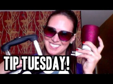 Tip Tuesday: How To Travel With Scentsy!