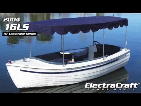 2004 16LS ElectraCraft Electric boat for sale at The Boatworks