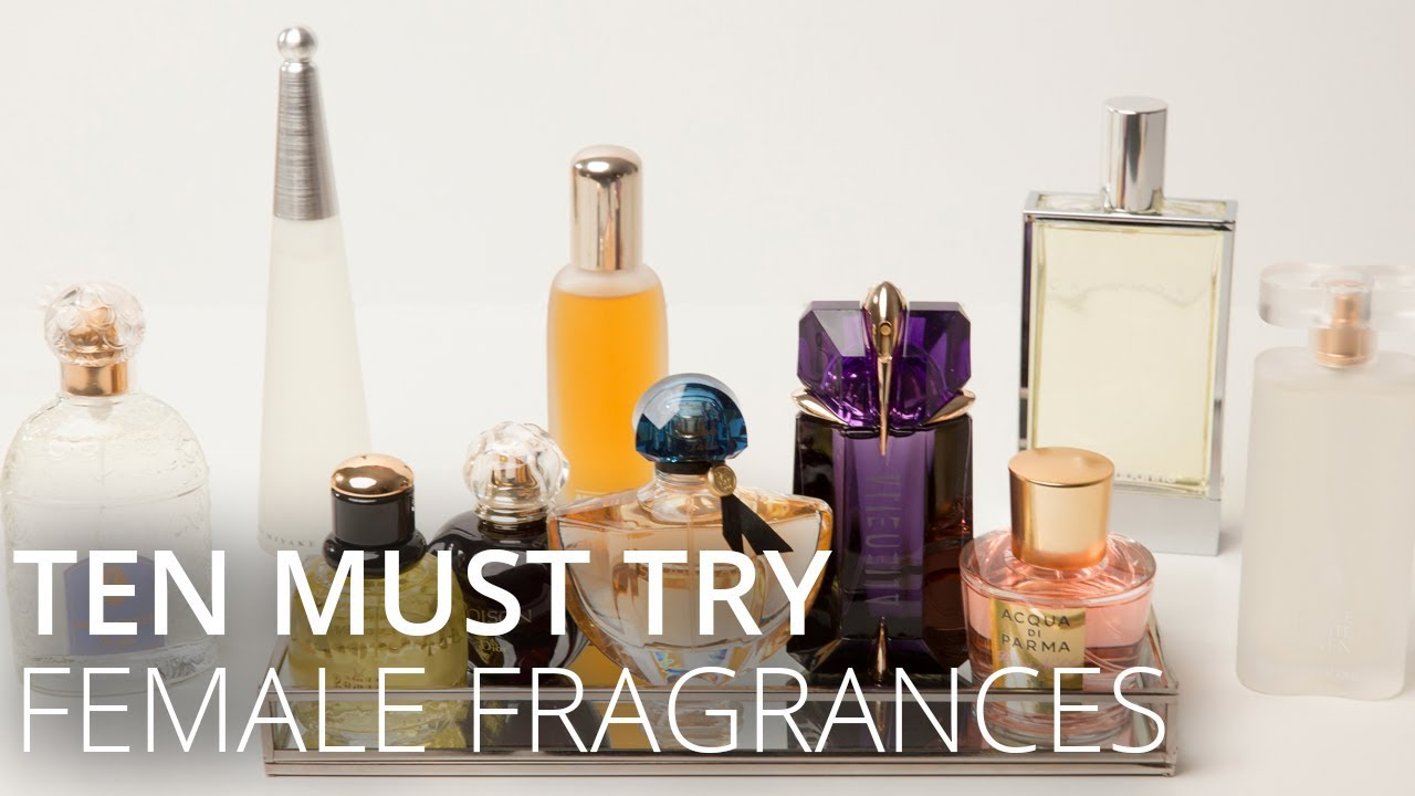 Top 10 Perfumes For Women Feelunique