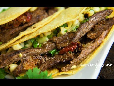 Chipotle Steak Taco Recipe