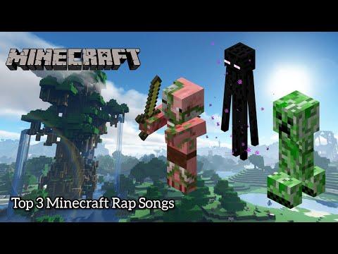 Top 3 Minecraft Rap Songs