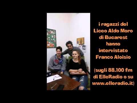 INTERVISTA A FRANCO ALOISIO - ELLE RADIO