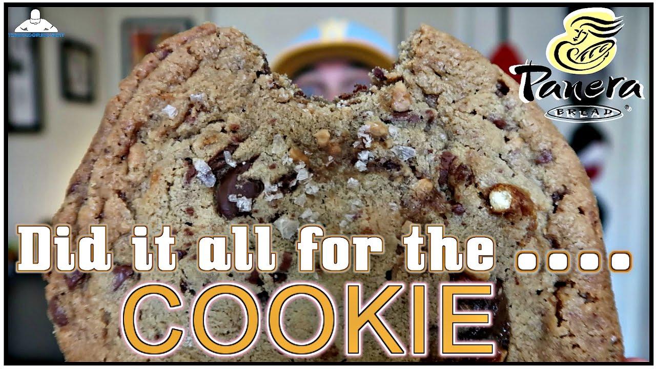 panera bread® | kitchen sink cookie review | theendorsement - youtube