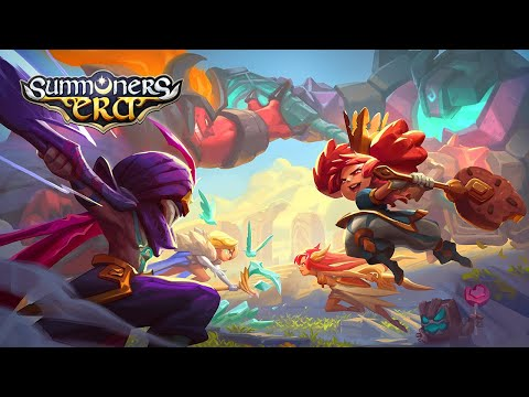 Summoners Era Official Trailer