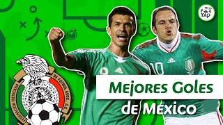 Top 20 Mejores Goles de la Selección de México (All Time hasta 2014)