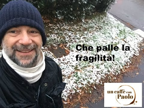 Un caffè con Paolo: l'errore mio più grande. Puntata 342/a3/840