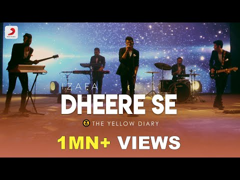 Dheere Se - The Yellow Diary | Izafa | Official Music Video | Latest Hits 2018 Mp3
