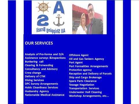 ASBRAZIL SHIPPING AGENCY