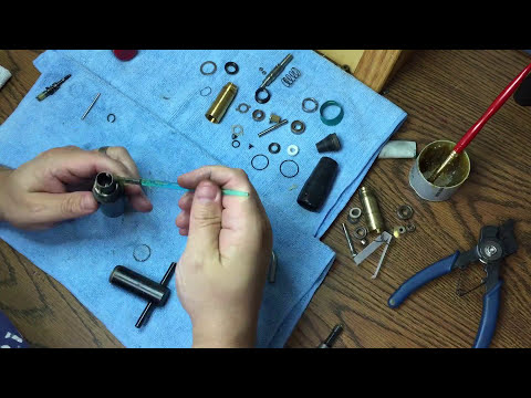 How to repair a dental lab handpiece in 90 seconds
