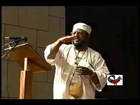 Dr.Wade Nobles - National Conference of Black Studies - 1993 Ghana,Africa