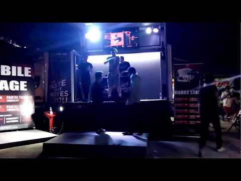 Big Noeng Kumis Gang Remix  live at MLD mobile stage Mp3