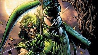 Superhero Origins: The Green Arrow