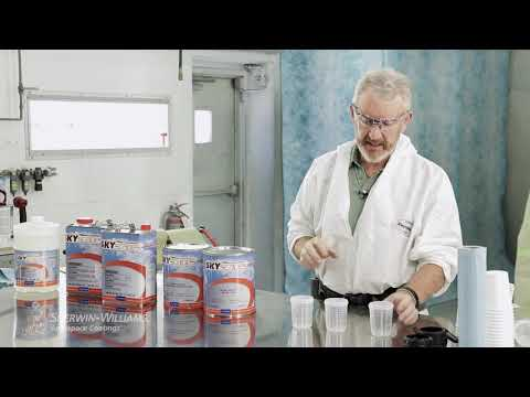 Smart Repair Video Series - SKYscapes Shimmer Coat - 850 Series