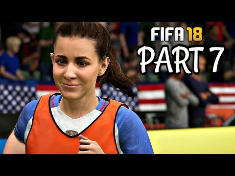 FIFA 18 The Journey Hunter Returns Walkthrough Part 7  KIM HUNTER  Xbox One Gameplay