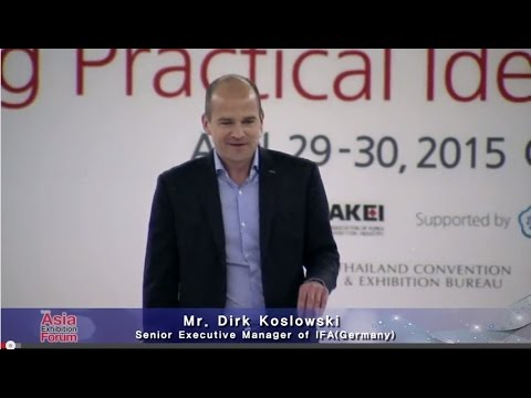[The 12th Asia Exhibition Forum, 2015] IFA(Internationale Funkausstellung)- Part2