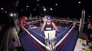 Ultra White Collar Boxing Leeds | Ring 2 Fight 3