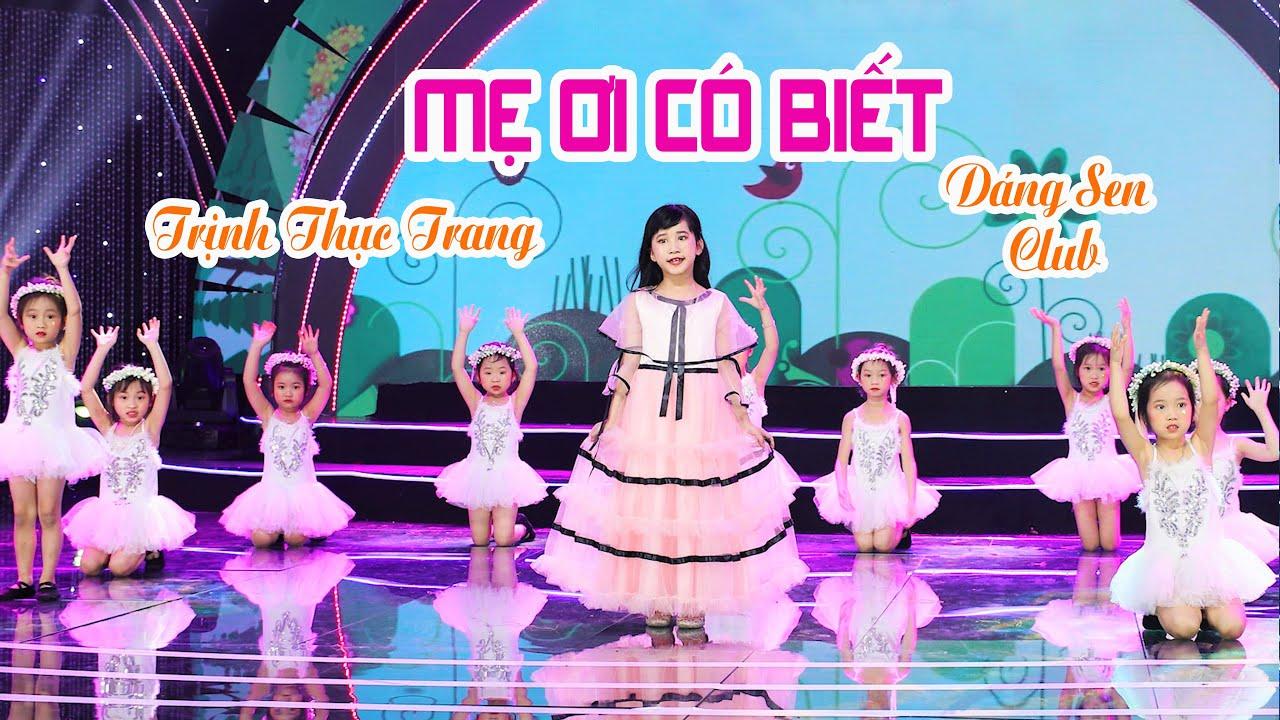 MẸ ƠI CÓ BIẾT _ Trịnh Thục Trang - Câu lạc bộ Nghệ thuật Dáng Sen | Ước Mơ Hồng VTC