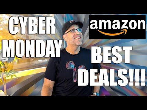 Best Amazon Cyber Monday Deals!