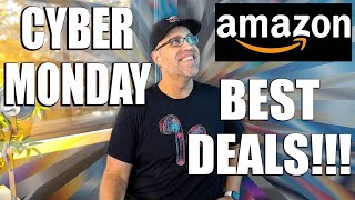 Best Amazon Cyber Black Friday Deals!