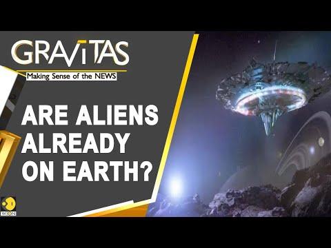 Gravitas: Israeli official says aliens exist
