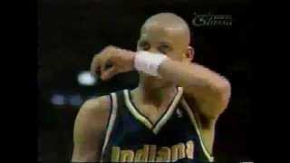 spike lee taunts reggie miller in game 1 ecf 1995 8 points in 9 seconds game