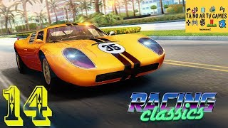 #14 RACING CLASSICS DRAG RACE SIMULATOR THE WORLD OF CLANDESTINE RACING BECOMES A MEANS OF SURVIVAL