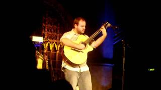 Andy McKee (Michael Hedges) Ragamuffin - London 4/2/11