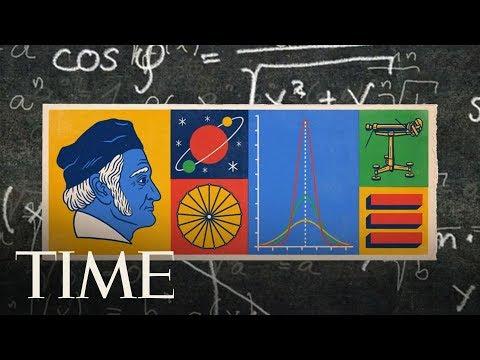Johann Carl Friedrich Gauss' 241st Birthday Honored With A Google Doodle | TIME