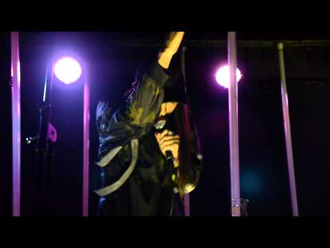 Kate Boy - Human Engine (live @ the Mercury Lounge 9/11/13)