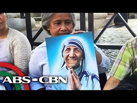 Видео Mother teresa saint of gutters essay
