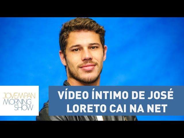 Vídeo íntimo de José Loreto cai na net e ator aciona a Justiça | Morning Show