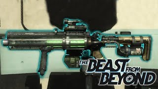 HOW TO UPGRADE VENOM X WONDER WEAPON - THE BEAST FROM BEYOND EASTER EGG TUTORIAL GAMEPLAY