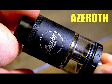 The Azeroth RDTA by CoilArt