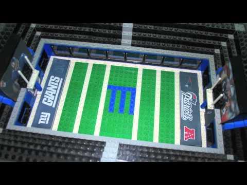 Lego Super Bowl 46