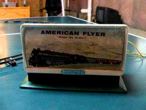 American Flyer Steam Whistle