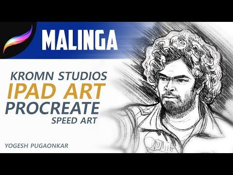 lasith-malinga---ipl-2019_-speed-art