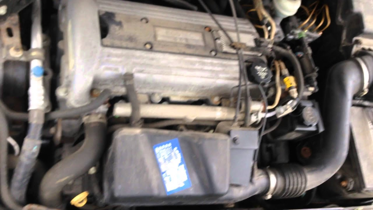 E3ce264 2003 Chevrolet Cavalier 2 2 Ecotec Engine Test