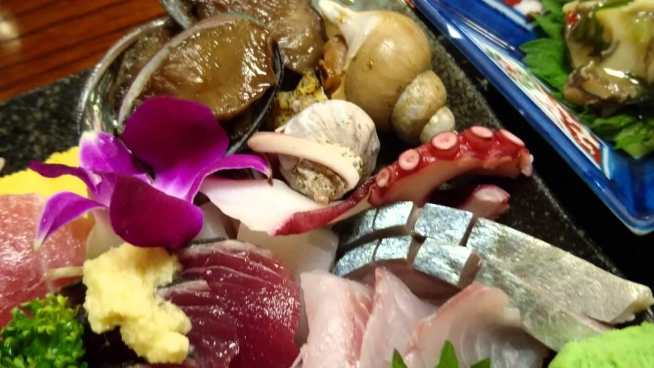 《割烹 さいとう》特上海鮮定食 2500円 - YouTube