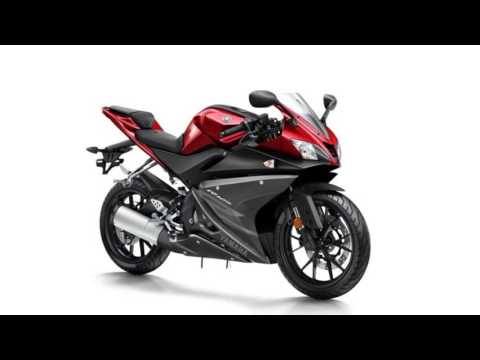 yamaha yzf r125 2017 youtube. Black Bedroom Furniture Sets. Home Design Ideas