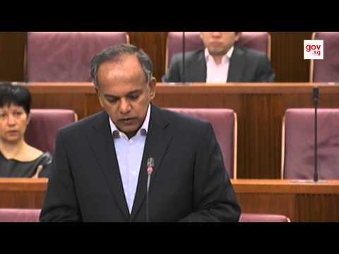 Singapore-Malaysia Water Agreement a Matter of International Law - K Shanmugam