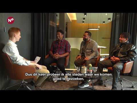 Gebroeders Jackson van 3T bezoeken Nijmegen