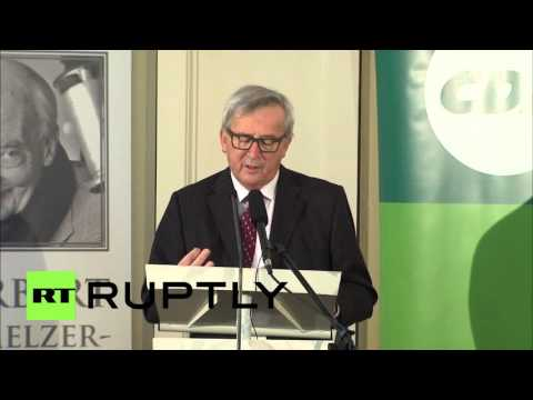 Netherlands: Ukraine will not join EU, NATO in next 20-25 years - Juncker