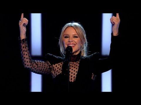 Kylie Minogue - Slow (Live The Graham Norton Show 2019)