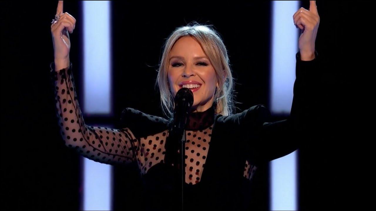 Download Kylie Minogue - Slow (Live The Graham Norton Show 2019)