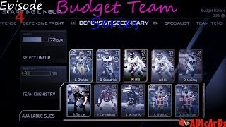 Madden 25 Ultimate Team | Dropped Passes + Big Game Demaryius Thomas | MUT 25 Budget Team