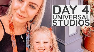 Walt Disney World / Florida October 2019 | Day 4 | Universal Studios | Hard Rock Hotel | HHN29