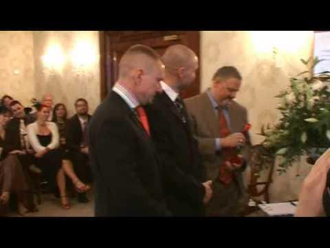 Jeffrey and Tibor's Civil Partnership Ceremony & Reception