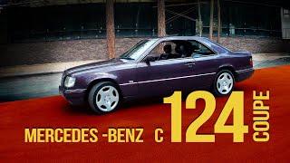 mercedes-Benz C124 coupe обзор